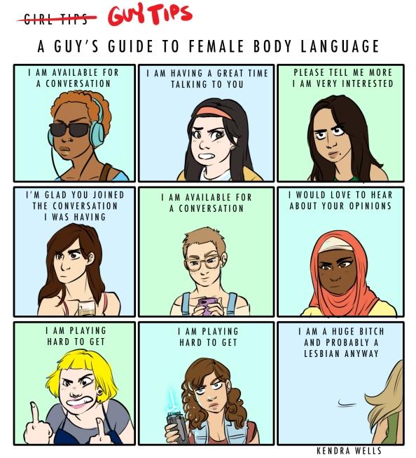 femalebodylanguage